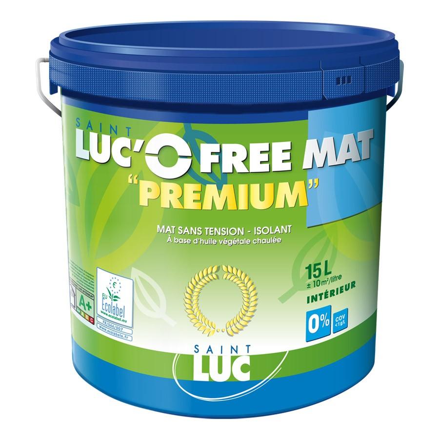 Saint-Luc'O Free Mat Premium - Environnement