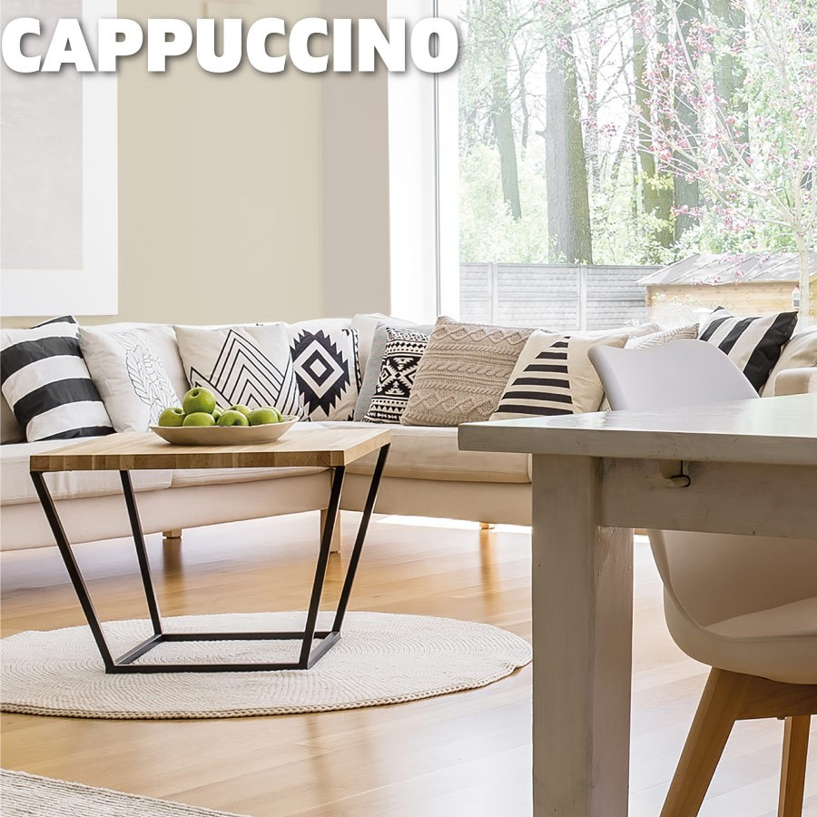 Couleurs Cappuccino