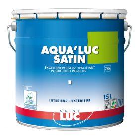 AQUA'LUC SATIN - PEINTURES SAINT-LUC - Gamme Classic
