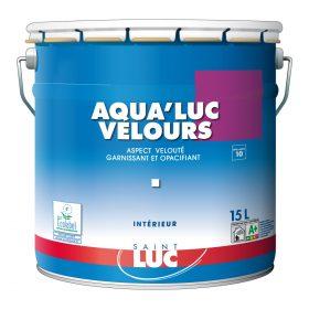 AQUA'LUC VELOURS - PEINTURES SAINT-LUC - Gamme Classic