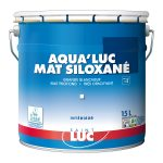 AQUA'LUC MAT SILOXANE - PEINTURES SAINT-LUC - Gamme Classic