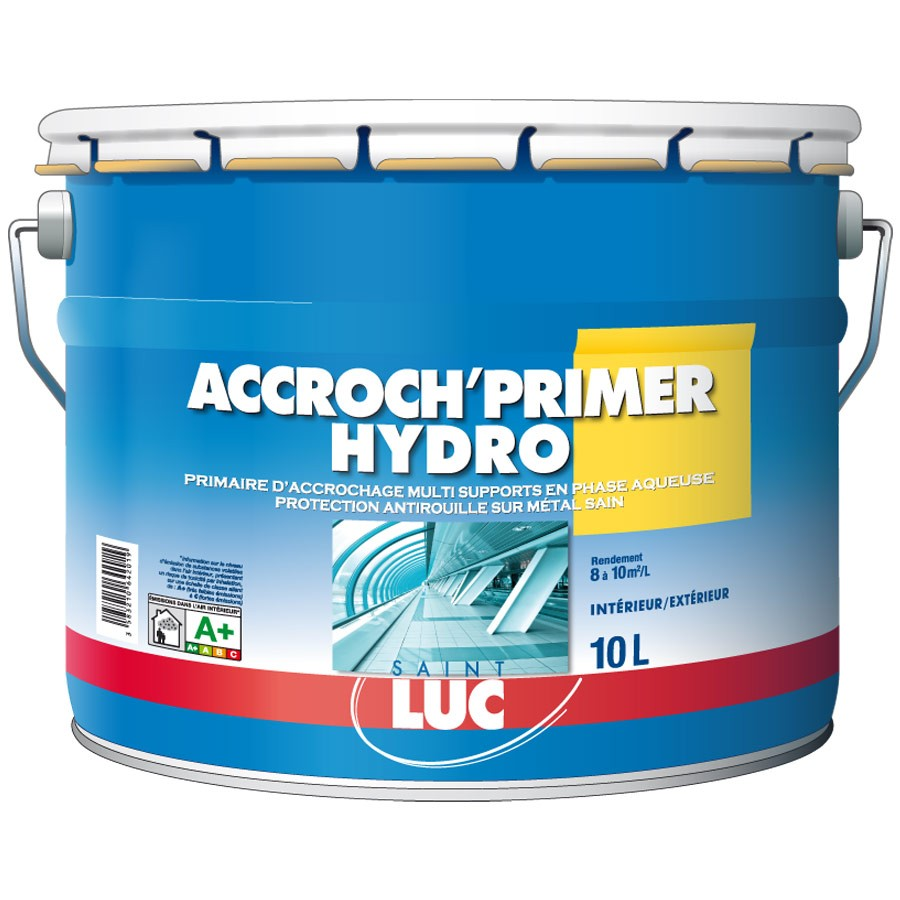 Accroch'Primer Hydro - 10L