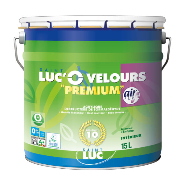SAINT-LUC'O VELOURS PREMIUM – Air Pur