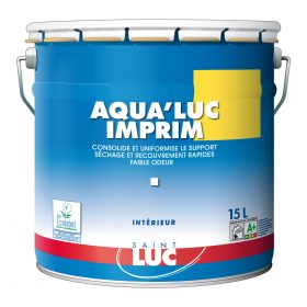 AQUA'LUC IMPRIM - PEINTURES SAINT-LUC - Gamme Classic