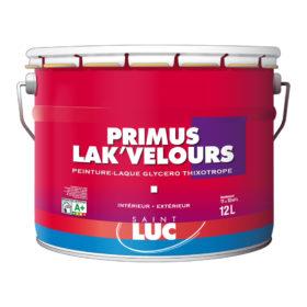 PRIMUS LAK'VELOURS - PEINTURES SAINT-LUC - Gamme Tradition