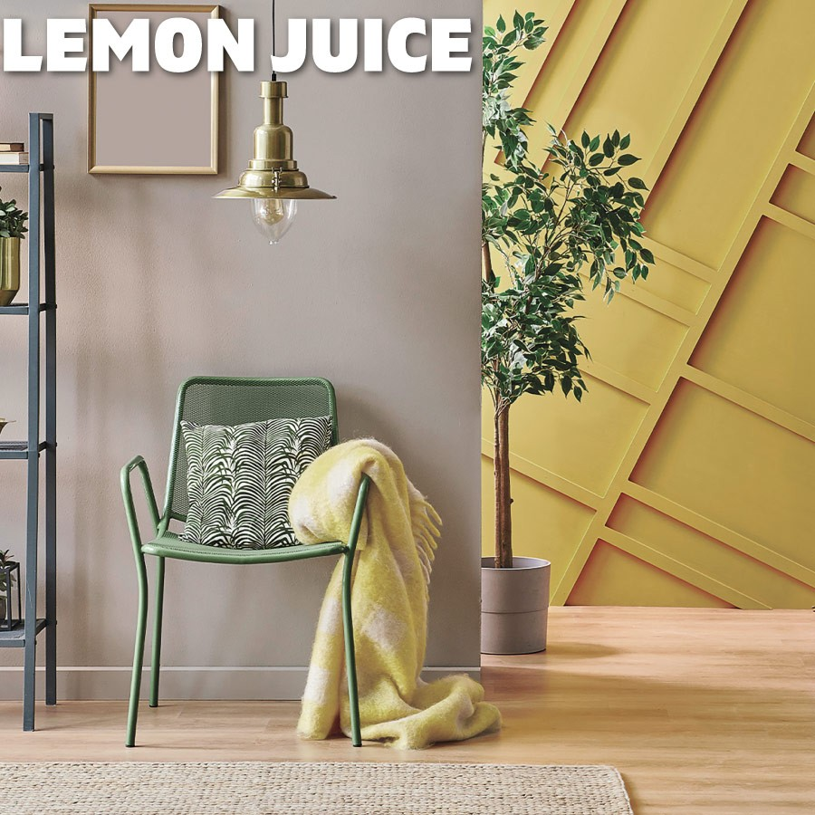 Couleurs Lemon Juice