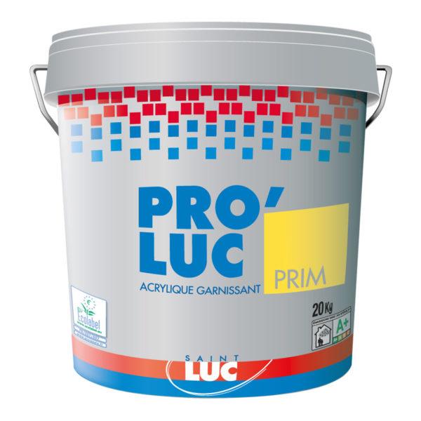 PRO'LUC PRIM - GAMME PRO Peintures Saint-Luc