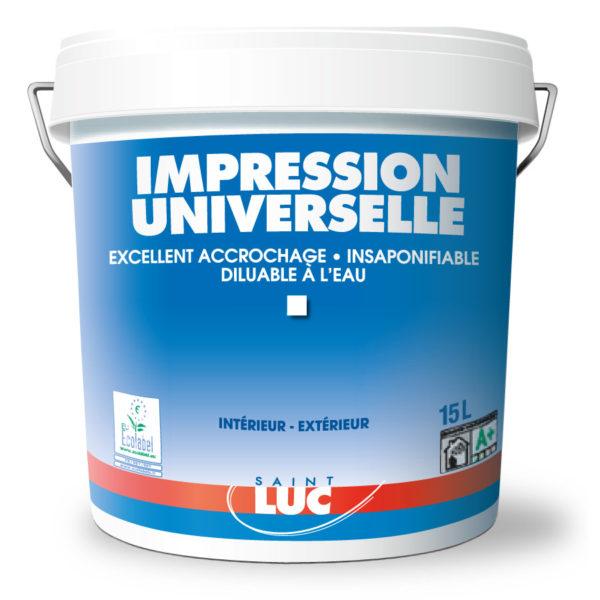 IMPRESSION UNIVERSELLE