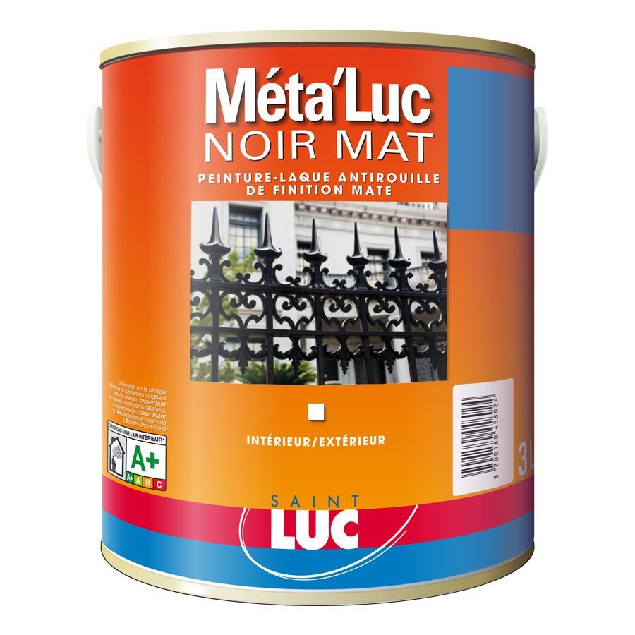 MÉTA'LUC NOIR MAT