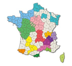 carte des distributeurs