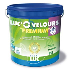 SAINT-LUC'O VELOURS PREMIUM - Air PUR