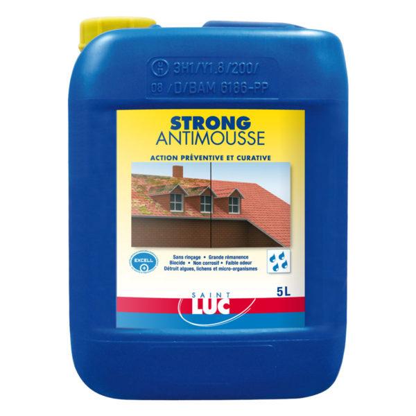 STRONG ANTIMOUSSE - PEINTURES SAINT-LUC - Gamme Préparation des surfaces