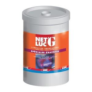 NET'LUC G Spéciales Graffitis - Gamme préparation de surfaces