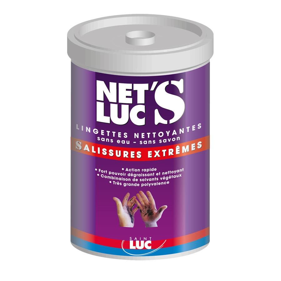 NET'LUC S Salissures Extrêmes - Gamme préparation de surfaces
