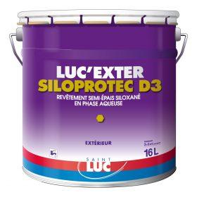 FACADE - LUC'EXTER SILOPROTEC D3