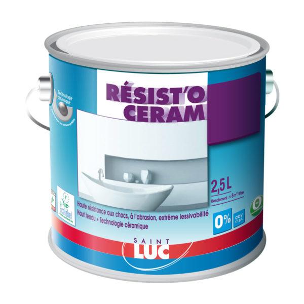 Résist'O Ceram - 2,5 L