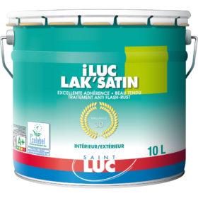 iLUC LAK'SATIN - Gamme Innovation
