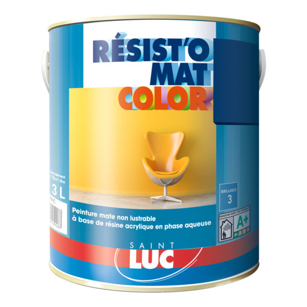 RÉSIST'O MAT COLOR - INNOVATION