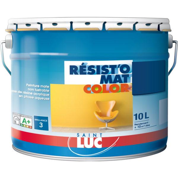 Résist'o Mat Color - 10L