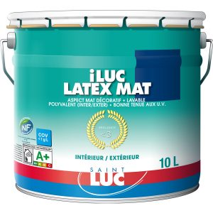 iLUC LATEX MAT - Gamme Innovation - Peintures Saint-Luc