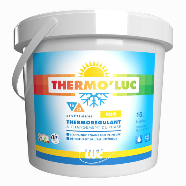 THERMO'LUC PRIM AIR PUR - Peintures Saint-Luc