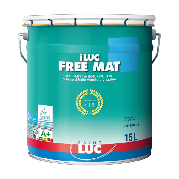 iLUC FREE MAT - Gamme Innovation