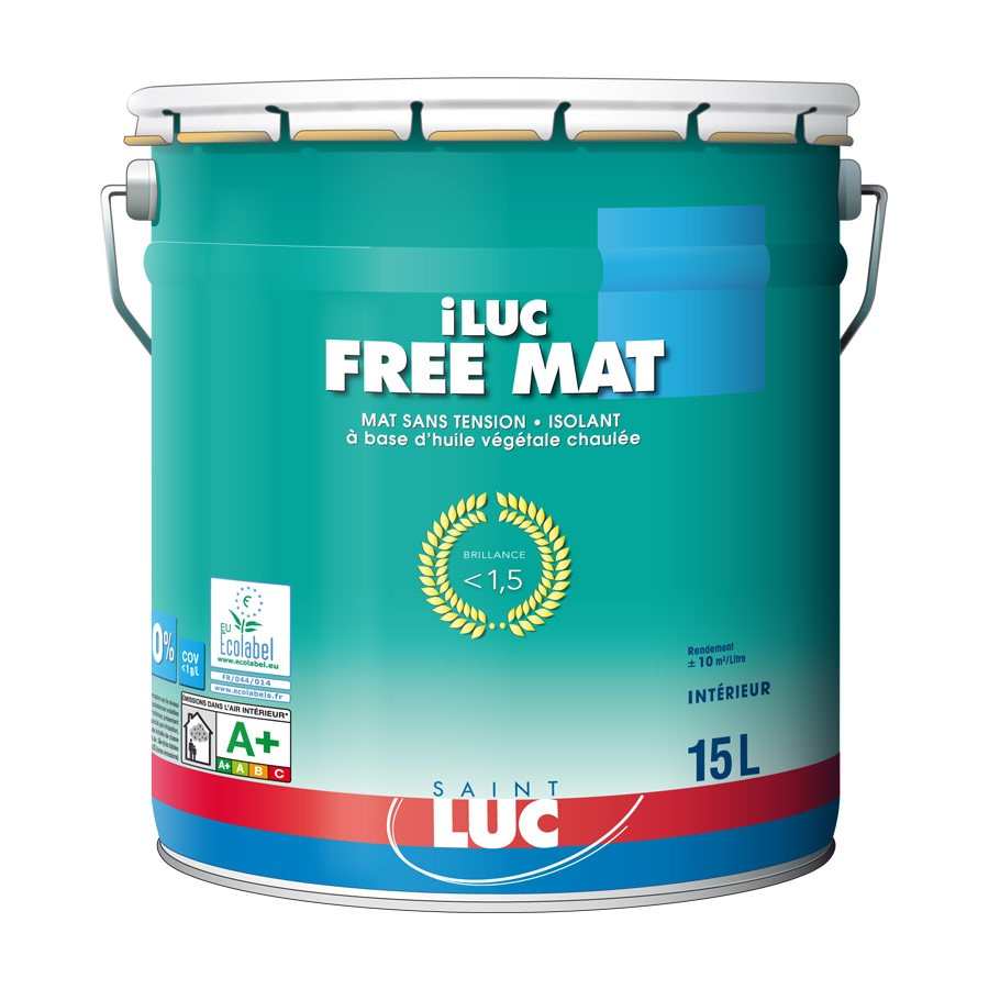 iLUC FREE MAT - Gamme Innovation