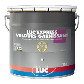 LUC'EXPRESS VELOURS GARNISSANT - Gamme Classic - Peintures-Saint-Luc