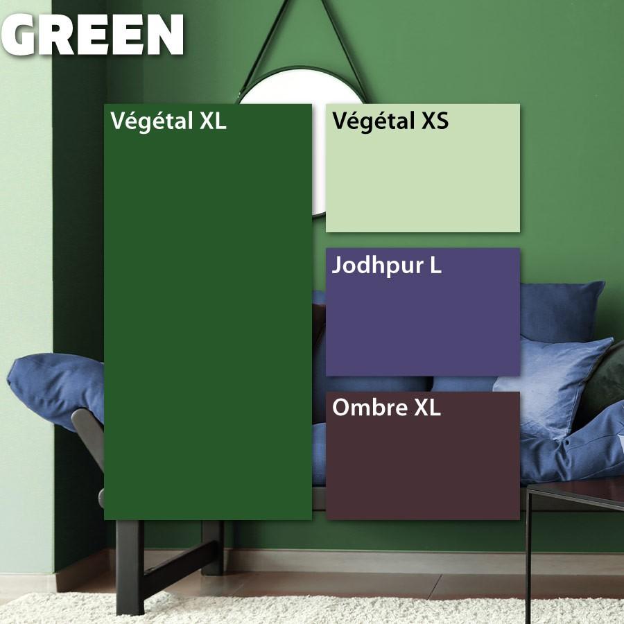 Couleurs Green