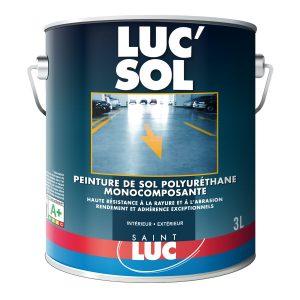 LUC'SOL - PEINTURES SAINT-LUC - Gamme Sol