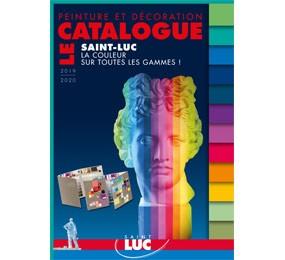 CATALOGUE 2019 - Peintures professionnelles Saint-Luc