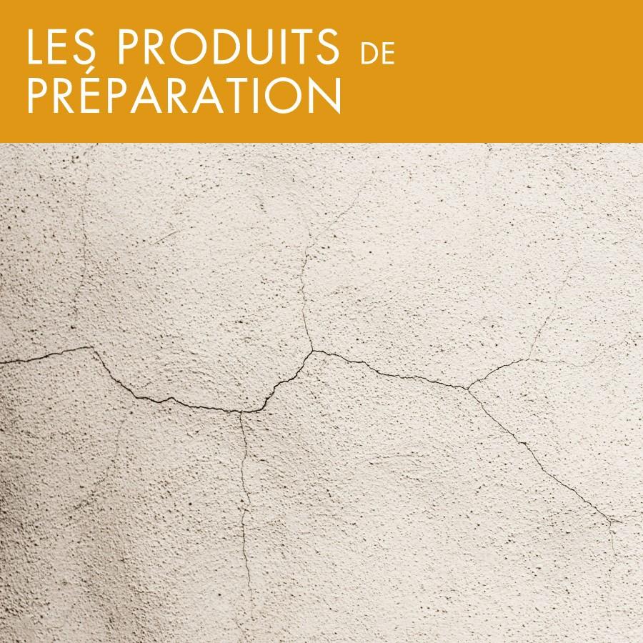 Gamme par usages - Les produits de préparation