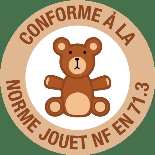 Norme jouet NF EN 71.3
