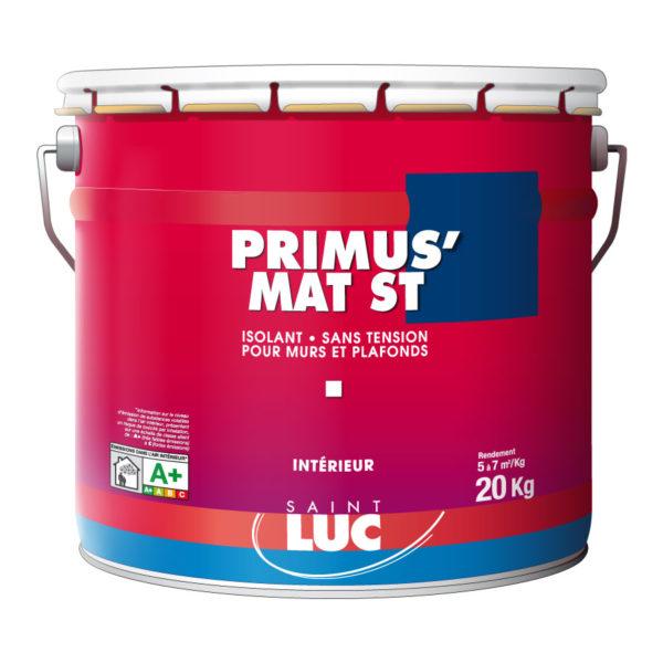 PRIMUS' MAT ST - PEINTURES SAINT-LUC - Gamme Tradition