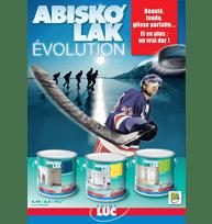 Guide Abisko'Lak - peintures professionnelles Saint-Luc