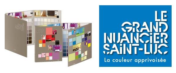 Le Grand Nuancier Saint-Luc