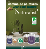 Guide Gamme Naturalist