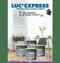 GUIDE LUC'EXPRESS - peintures professionnelles Saint-Luc