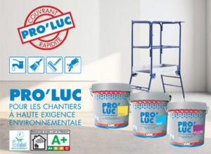 Gamme Pro'Luc