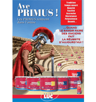 GUIDE PRIMUS - peintures professionnelles Saint-Luc