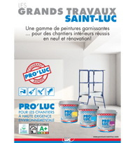 Guide Gamme Pro'Luc