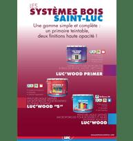 Guide - Les Systèmes bois - Peintures professionnelles Saint-Luc