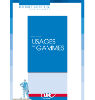 Guide des usages par gammess