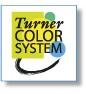 Turner Color System Saint-Luc